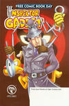 Cover for Free Comic Book Day Inspector Gadget (Viper, 2011 series) #[nn]
