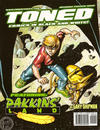 Cover for Toned! Comics in Black and White, Awesome Preview Issue (Lamp Post Publications, 2011 series) #[nn]