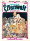 Cover for Abenteuer in der Elfenwelt (Bastei Verlag, 1990 series) #4 - Trolle und Menschen