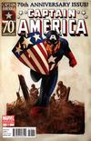 Cover for Captain America (Marvel, 2005 series) #616 [Steve Epting Variant]