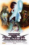 Cover for Bring the Thunder (Dynamite Entertainment, 2010 series) #1