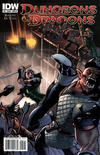 Cover Thumbnail for Dungeons & Dragons (2010 series) #5 [Cover B]
