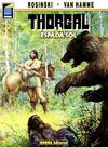 Cover for Pandora (NORMA Editorial, 1989 series) #37 - Thorgal. La espada-sol