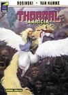 Cover for Pandora (NORMA Editorial, 1989 series) #46 - Thorgal. Aaricia