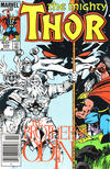 Cover for Thor (Marvel, 1966 series) #349 [Newsstand Edition]