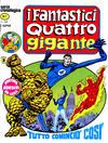 Cover for I Fantastici Quattro Gigante (Editoriale Corno, 1978 series) #1