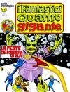 Cover for I Fantastici Quattro Gigante (Editoriale Corno, 1978 series) #13