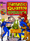 Cover for I Fantastici Quattro Gigante (Editoriale Corno, 1978 series) #15