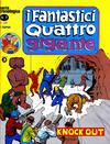 Cover for I Fantastici Quattro Gigante (Editoriale Corno, 1978 series) #7
