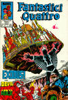 Cover for Fantastici Quattro (Edizioni Star Comics, 1988 series) #12