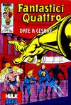 Cover for Fantastici Quattro (Edizioni Star Comics, 1988 series) #13