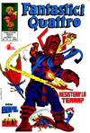 Cover for Fantastici Quattro (Edizioni Star Comics, 1988 series) #15