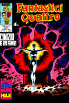 Cover for Fantastici Quattro (Edizioni Star Comics, 1988 series) #16