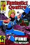 Cover for Fantastici Quattro (Edizioni Star Comics, 1988 series) #17