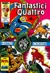 Cover for Fantastici Quattro (Edizioni Star Comics, 1988 series) #18