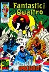Cover for Fantastici Quattro (Edizioni Star Comics, 1988 series) #20