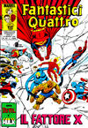Cover for Fantastici Quattro (Edizioni Star Comics, 1988 series) #22