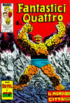 Cover for Fantastici Quattro (Edizioni Star Comics, 1988 series) #24