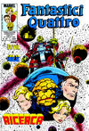 Cover for Fantastici Quattro (Edizioni Star Comics, 1988 series) #25