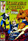 Cover for Fantastici Quattro (Edizioni Star Comics, 1988 series) #32