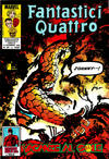 Cover for Fantastici Quattro (Edizioni Star Comics, 1988 series) #35