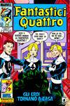 Cover for Fantastici Quattro (Edizioni Star Comics, 1988 series) #38