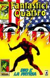 Cover for Fantastici Quattro (Edizioni Star Comics, 1988 series) #42