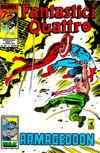 Cover for Fantastici Quattro (Edizioni Star Comics, 1988 series) #43