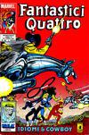 Cover for Fantastici Quattro (Edizioni Star Comics, 1988 series) #44
