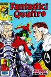 Cover for Fantastici Quattro (Edizioni Star Comics, 1988 series) #45