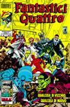 Cover for Fantastici Quattro (Edizioni Star Comics, 1988 series) #46