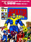 Cover for I Vendicatori Gigante (Editoriale Corno, 1980 series) #10