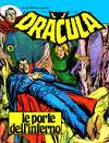 Cover for Corriere della Paura Presenta Dracula (Editoriale Corno, 1976 series) #5