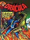 Cover for Corriere della Paura Presenta Dracula (Editoriale Corno, 1976 series) #6