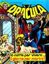 Cover for Corriere della Paura Presenta Dracula (Editoriale Corno, 1976 series) #8
