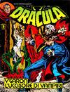 Cover for Corriere della Paura Presenta Dracula (Editoriale Corno, 1976 series) #12