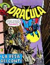 Cover for Corriere della Paura Presenta Dracula (Editoriale Corno, 1976 series) #16