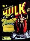 Cover for L'Incredibile Hulk (Editoriale Corno, 1980 series) #18