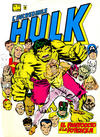 Cover for L'Incredibile Hulk (Editoriale Corno, 1980 series) #19
