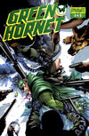 Cover for Green Hornet (Dynamite Entertainment, 2010 series) #13 [Jonathan Lau Cover]