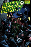 Cover for Green Hornet (Dynamite Entertainment, 2010 series) #15 [Phil Hester Cover]
