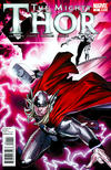 Cover for The Mighty Thor (Marvel, 2011 series) #1