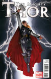 Cover for The Mighty Thor (Marvel, 2011 series) #1 [Travis Charest Variant]