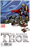 Cover Thumbnail for The Mighty Thor (2011 series) #1 [Simonson Variant]