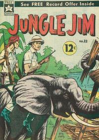 Cover Thumbnail for Jungle Jim (Yaffa / Page, 1965 series) #22