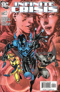 Cover Thumbnail for Infinite Crisis (DC, 2005 series) #5 [Cover A]