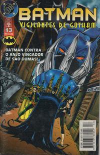 Cover Thumbnail for Batman: Vigilantes de Gotham (Editora Abril, 1996 series) #13