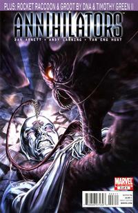Cover Thumbnail for Annihilators (Marvel, 2011 series) #3