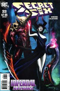 Cover Thumbnail for Secret Six (DC, 2008 series) #33