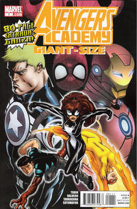 Cover Thumbnail for Avengers Academy Giant-Size (Marvel, 2011 series) #1